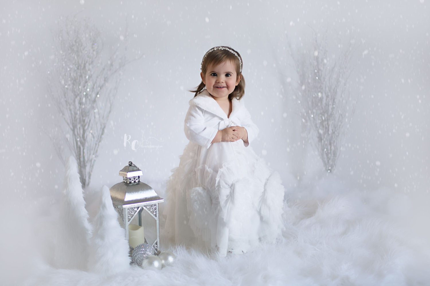 Limited Edition Winter themed session by Rhonda Cunningham, Lexington Family Photographer